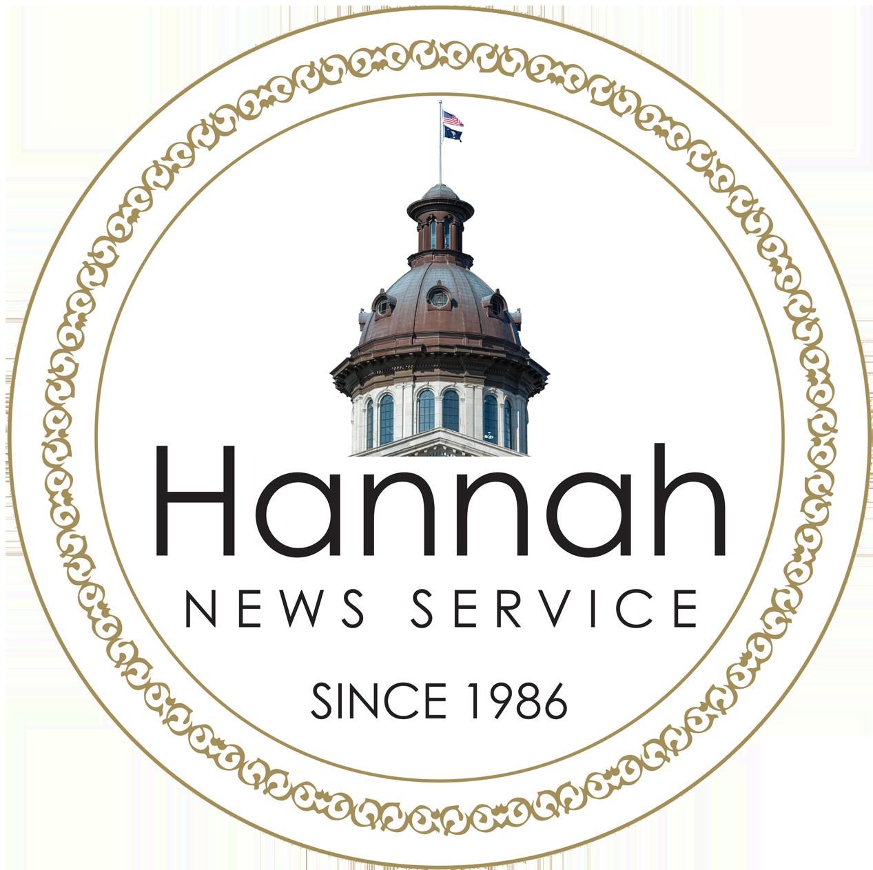 South Carolina — Hannah News Service